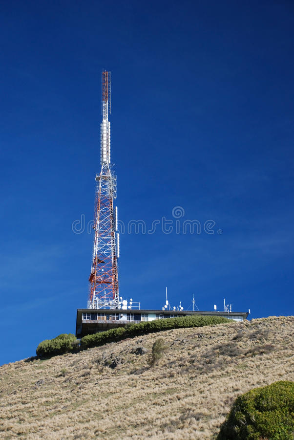 Transmitter on the hill