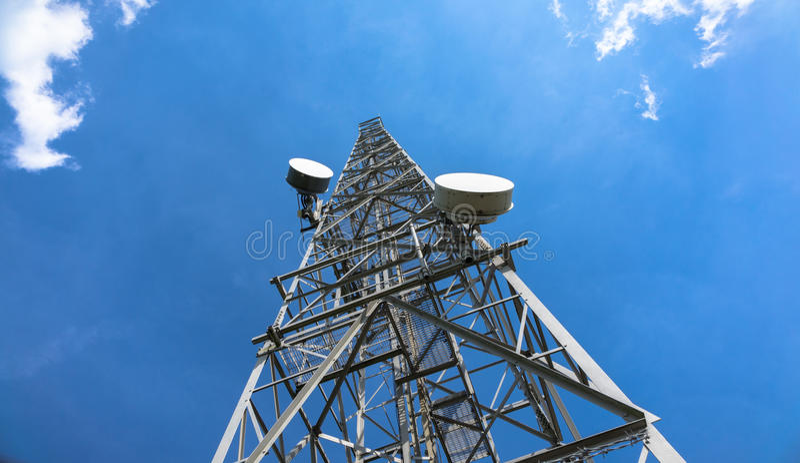 Download Transmitter Mast stock image. Image of radio, steel, frame - 40827903