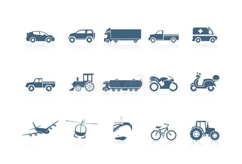 Transoportation icons | piccolo series
