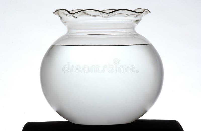 Transparant aquarium stock afbeeldingen