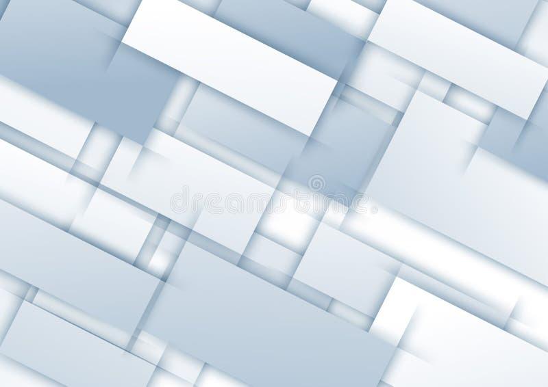 Transparant halftone metaalmalplaatje als achtergrond stock illustratie