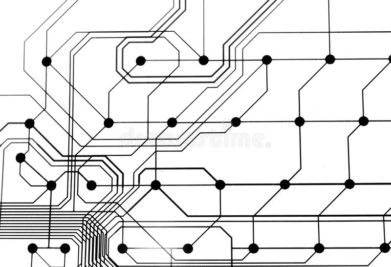 transparent circuit board stock photo  image of information