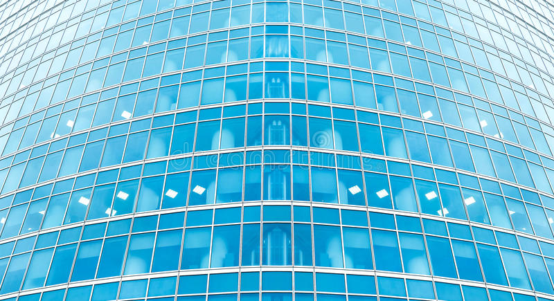 Download Transparent glass wall stock photo. Image of business - 26855898