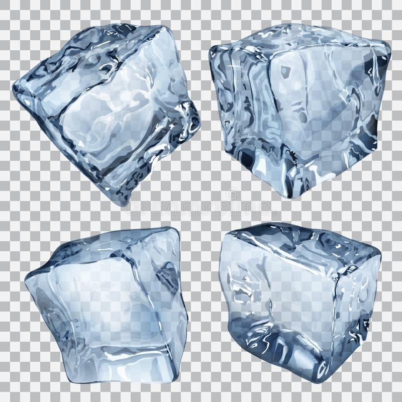 Free Transparent Ice Cubes Stock Photos - 51959063
