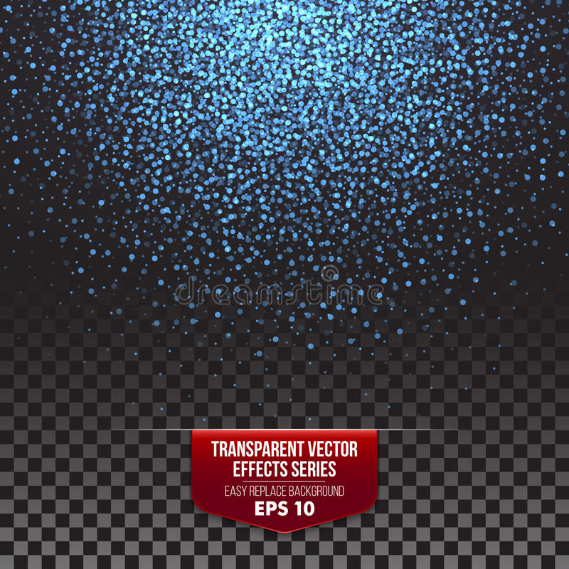 Transparent Vector Effects Series. stock illustration