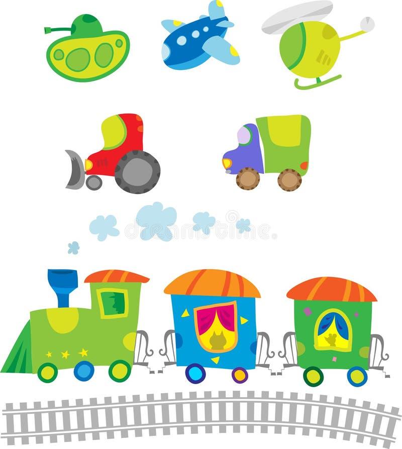 transport ilustracji