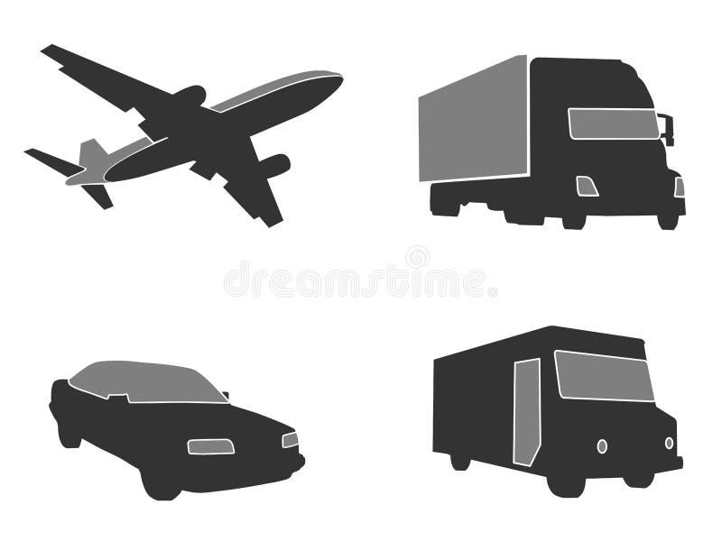 transport zdjęcia stock