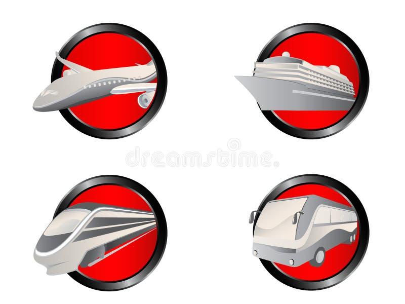 Download Transport stock illustration. Image of nave, plane, navigation - 8909846