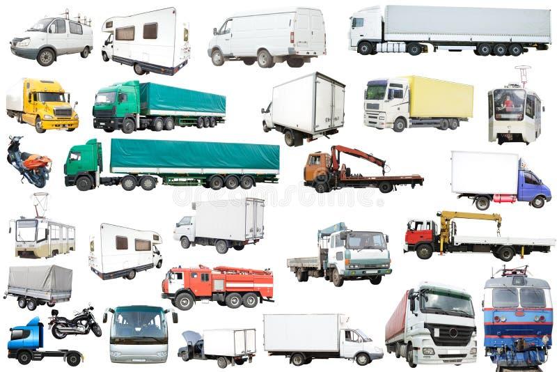 Transport stock abbildung