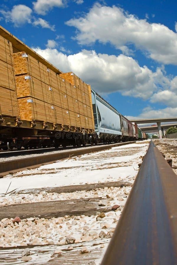Transport de fret photographie stock libre de droits