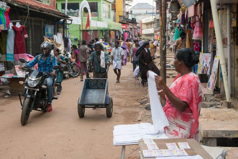 Transport de Mumbai photo stock