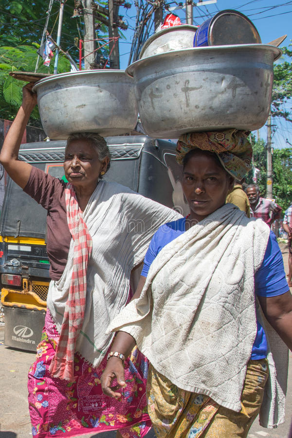 Transport de Mumbai photos libres de droits