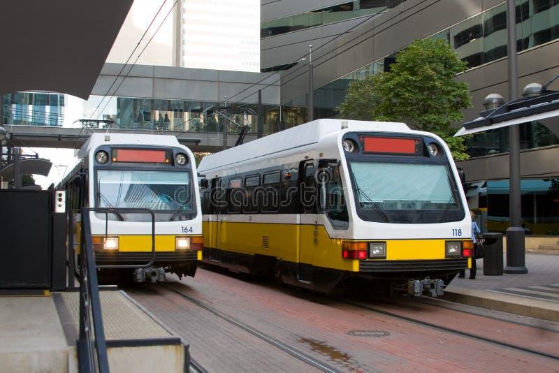 Transport en commun image stock