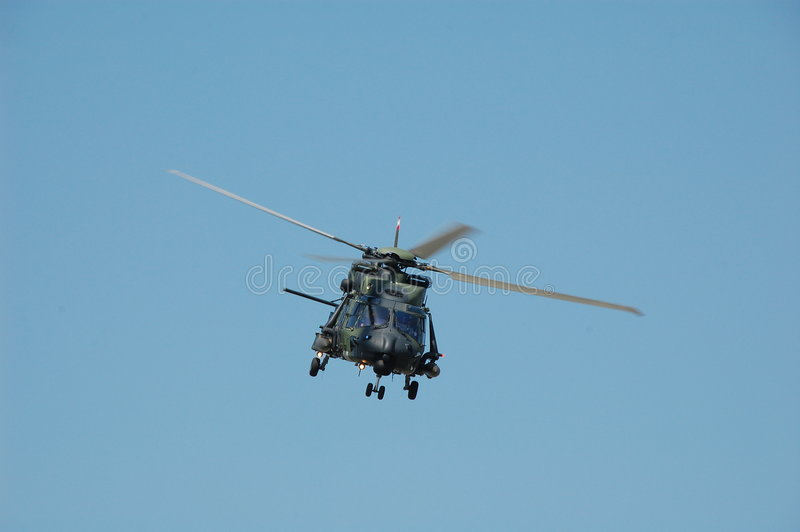 Transport helicopter NH90