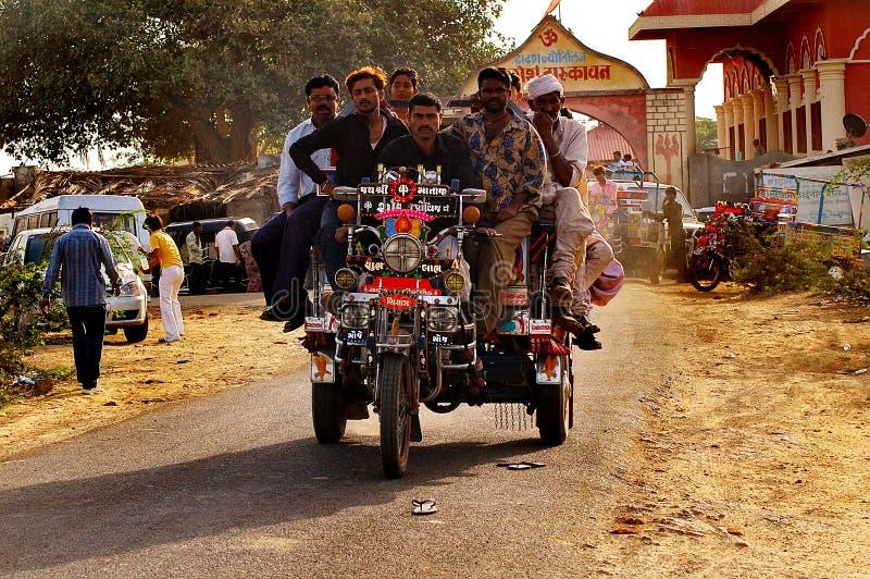 Transport indien images libres de droits