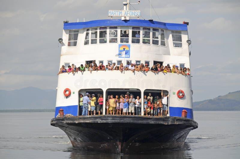 Transport massif de bac photo stock