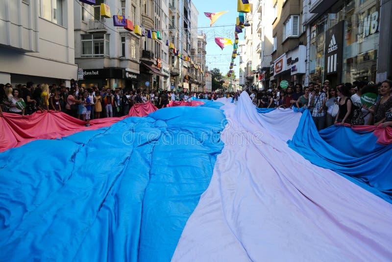Download Transport Pride Istanbul 2015 Image éditorial - Image du lesbienne, dinde: 56476265
