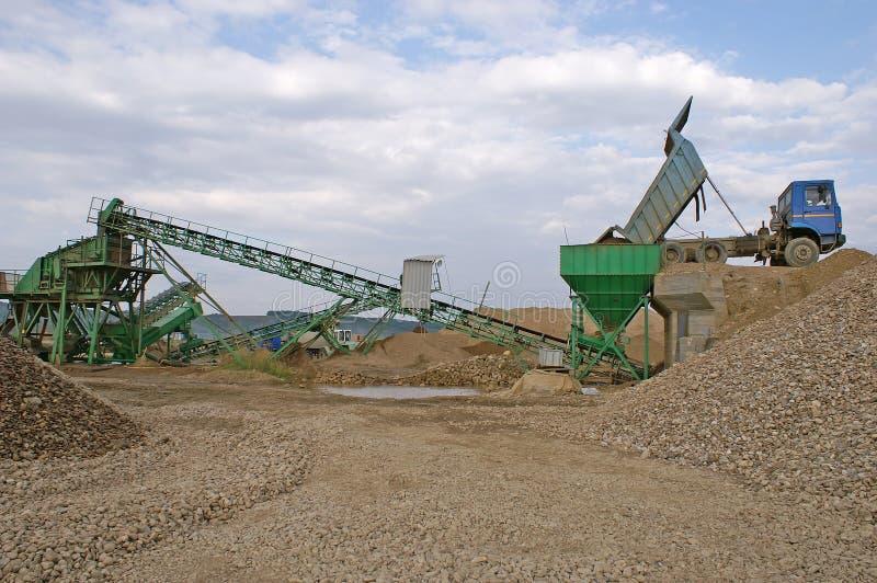 Download Transportador Del Carro Y De La Mina Imagen de archivo - Imagen de industrias, mining: 1286987