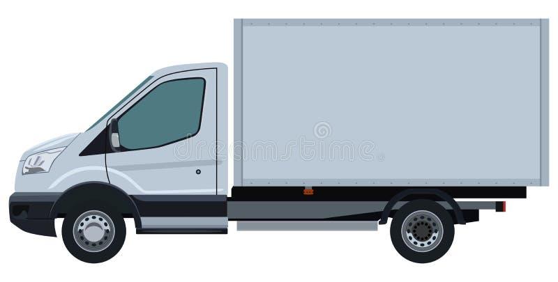 Transportatio de cargaison illustration de vecteur