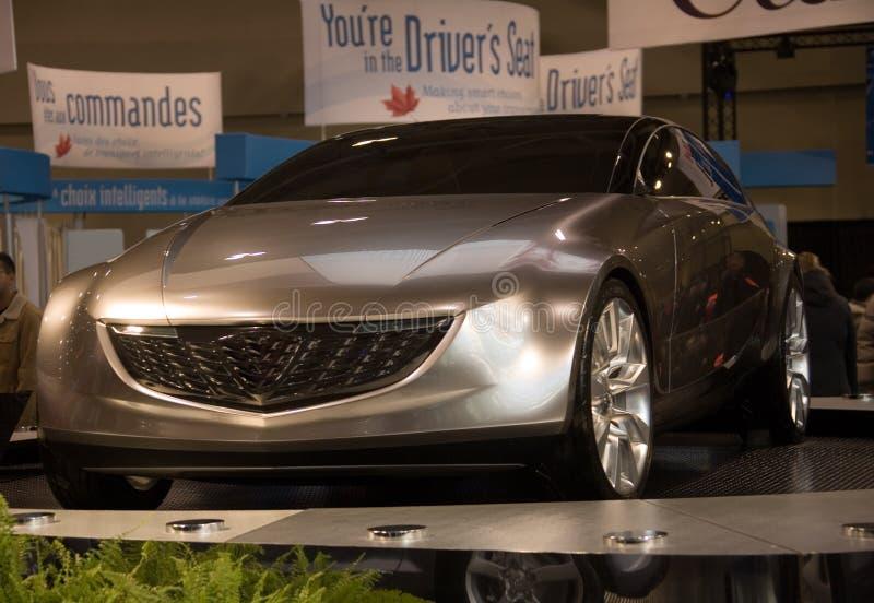 Transportation 044 auto show car stock photos