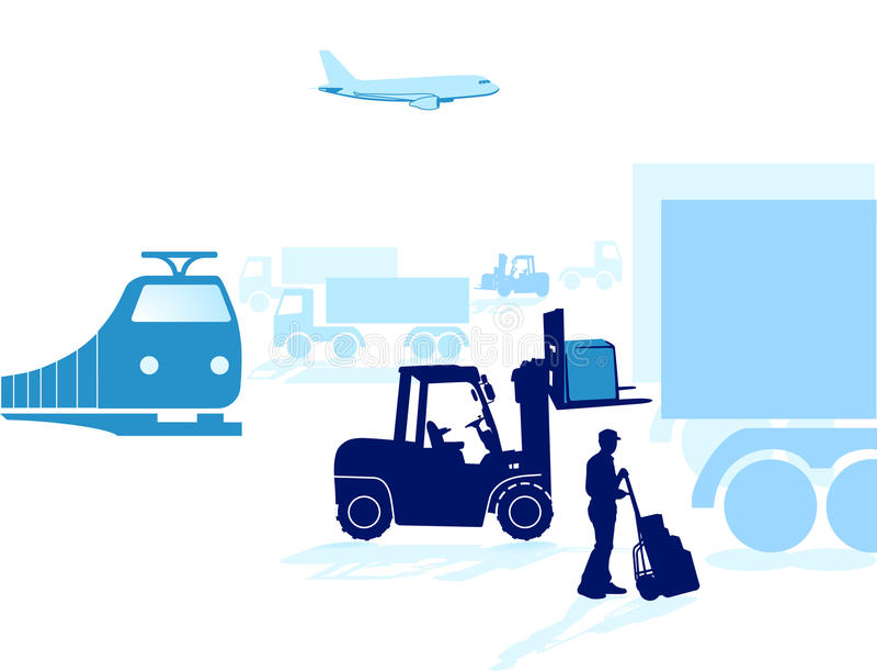 Download Transportation, Shipping Stock Image - Image: 18174591