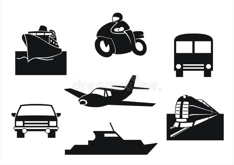 Transportation Vehicles Stock Photography