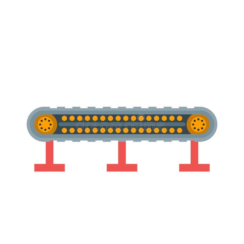 Transportband I stock illustratie