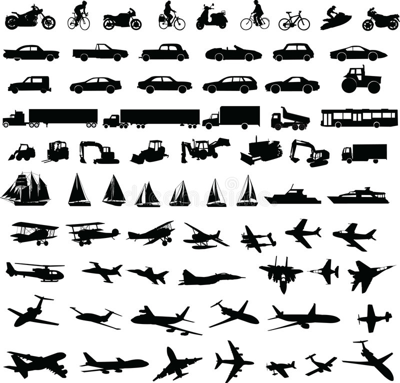 Transporte libre illustration