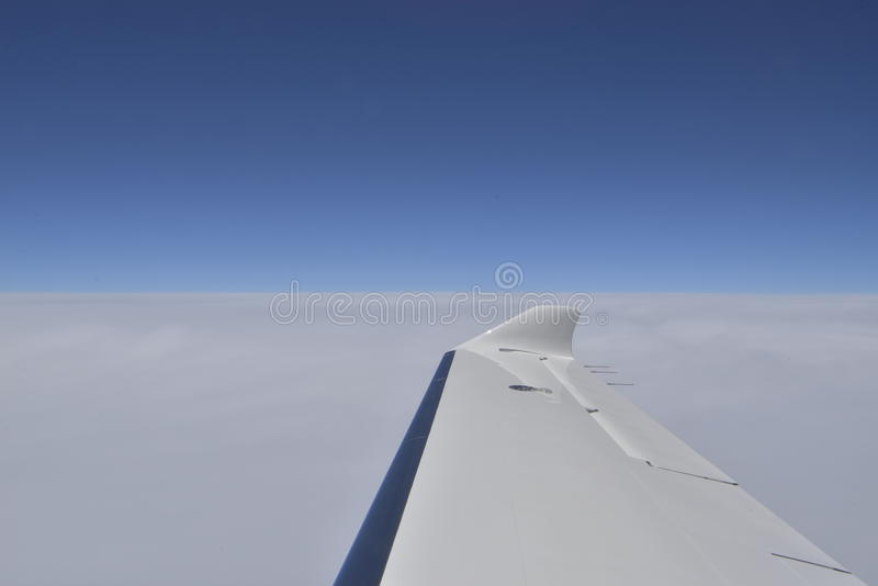 Transporte aéreo imagen de archivo