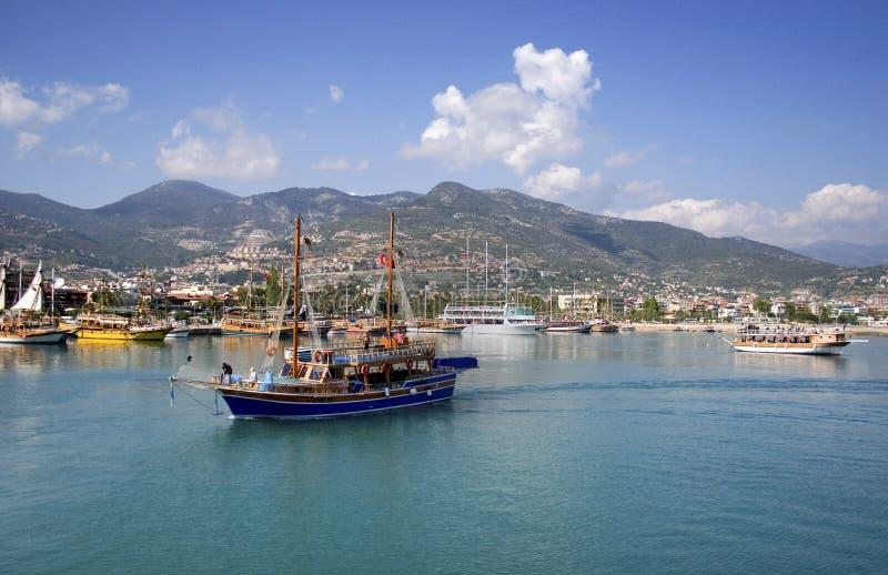 Transporte de mar. fotos de archivo libres de regalías