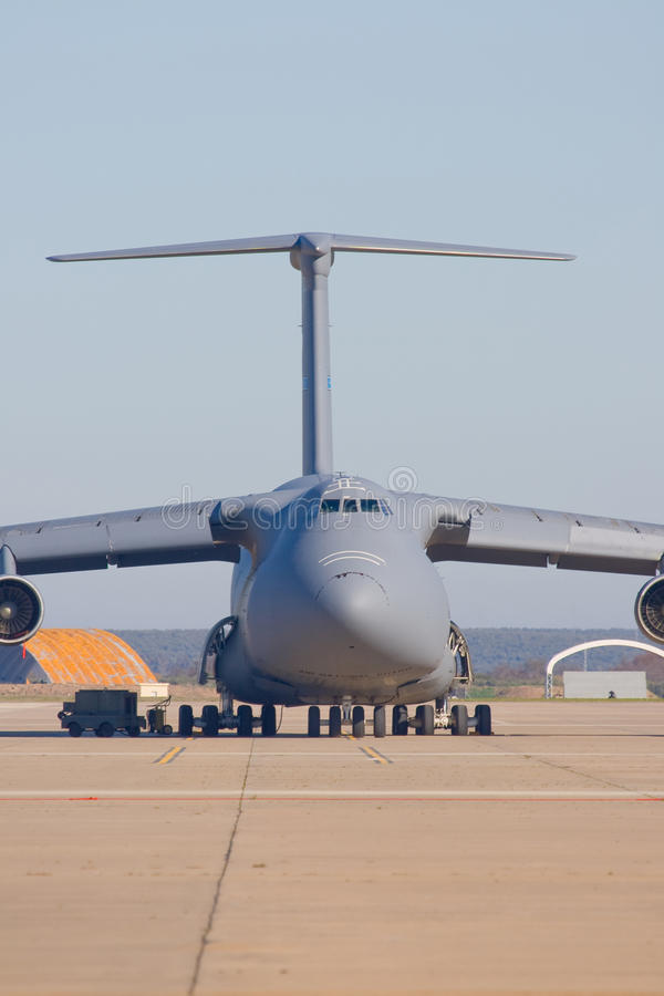 Transporte del aeroplano fotos de archivo