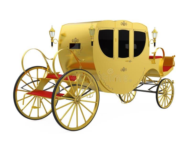 Transporte do vintage isolado ilustração royalty free
