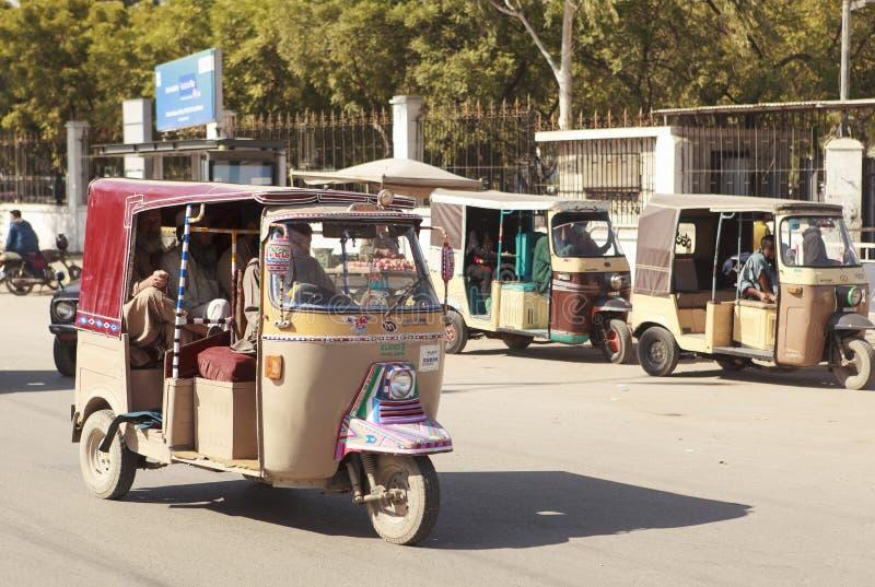 Transporte en Paquistán fotografía de archivo libre de regalías