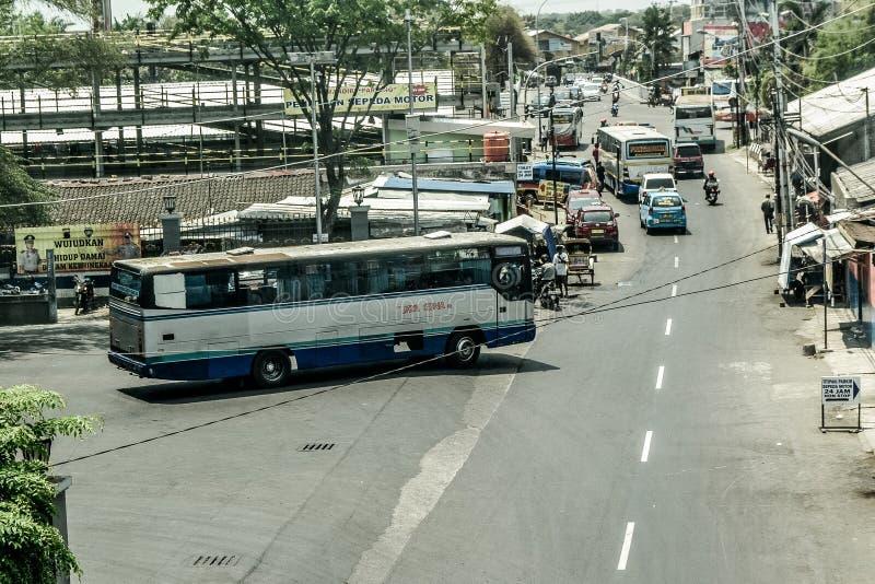 Transporte indonesio fotos de archivo libres de regalías