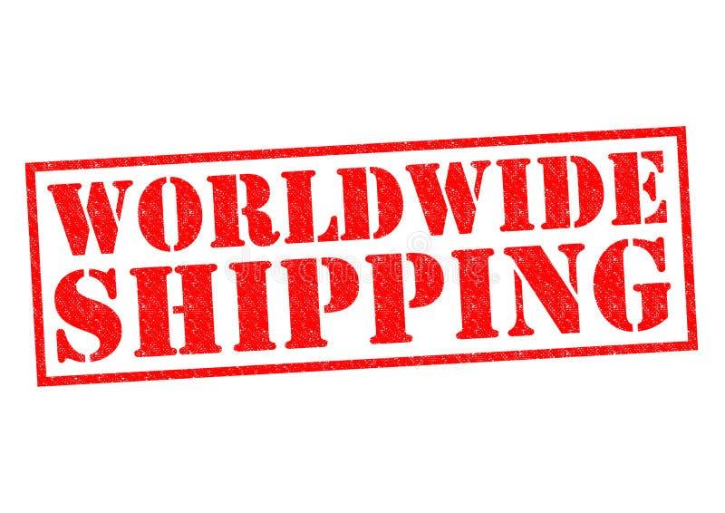Transporte mundial ilustração do vetor