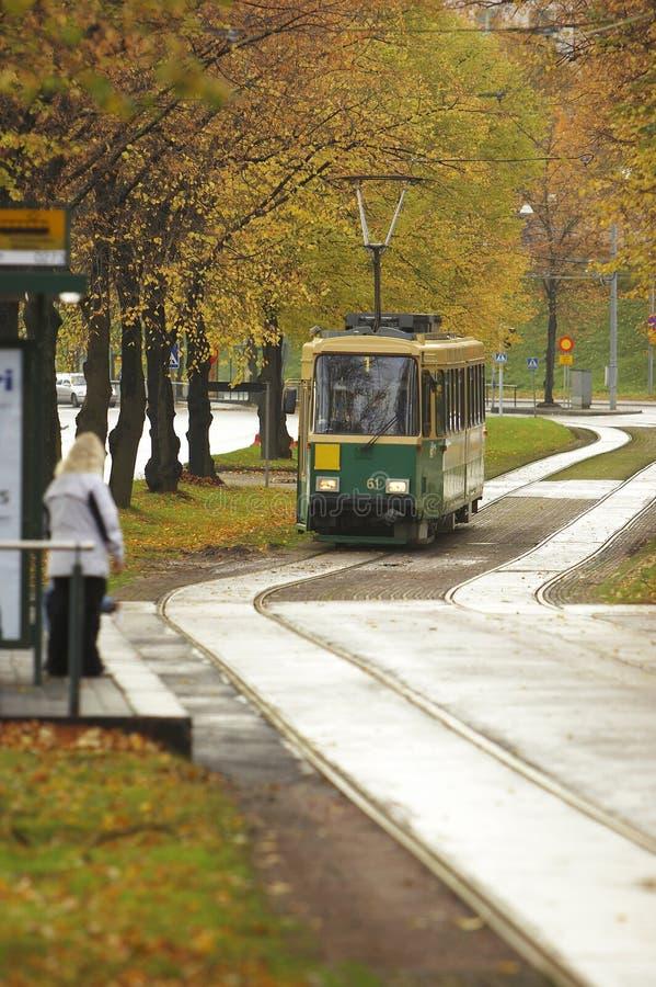 Transporte Público Imagem de Stock Royalty Free