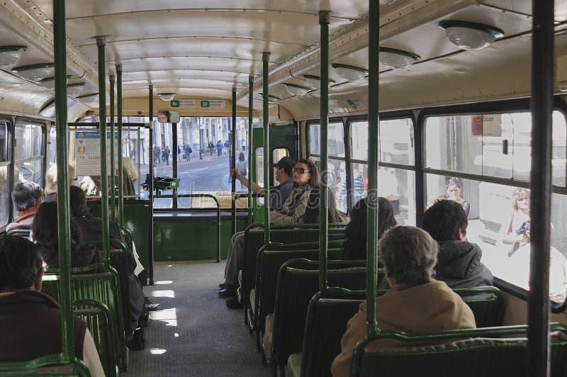 Transporte público fotos de archivo libres de regalías