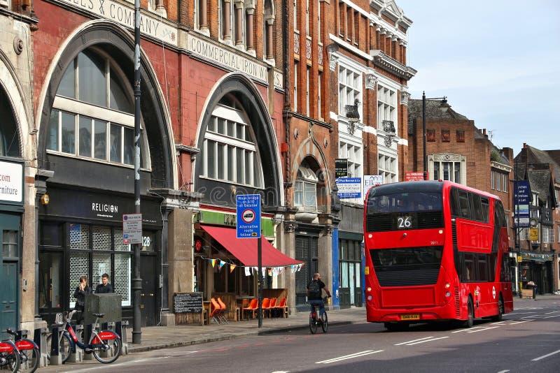 Transporte para Londres TFL fotos de stock