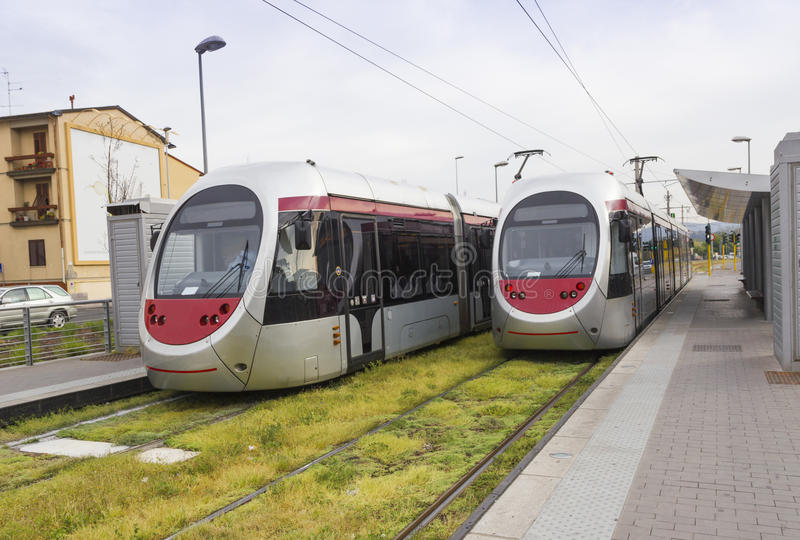 Transporte urbano imagem de stock royalty free