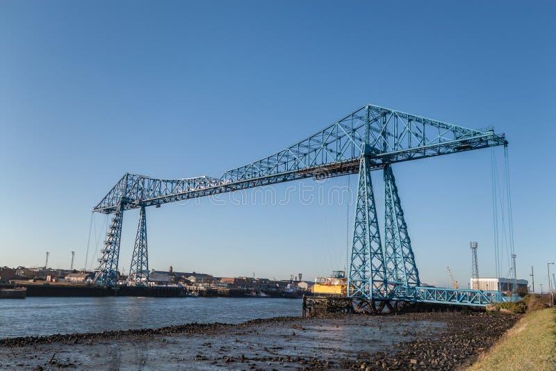 Download Transporter Bridge stock image. Image of gondola, industrial - 36405737