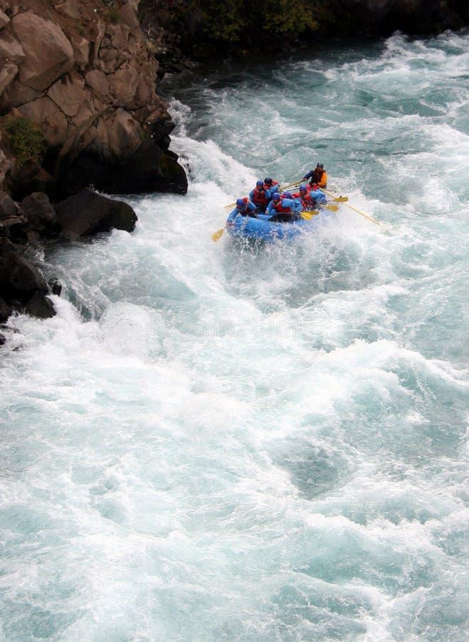 Transporter de fleuve image libre de droits