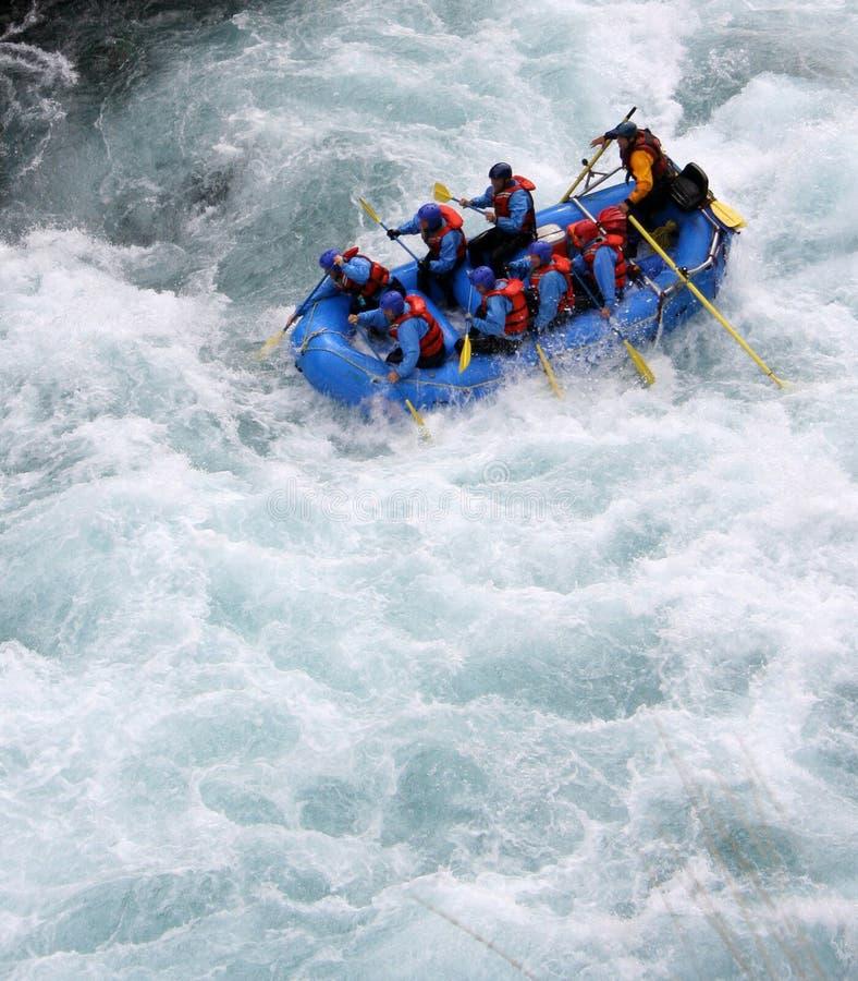 Transporter de fleuve image stock