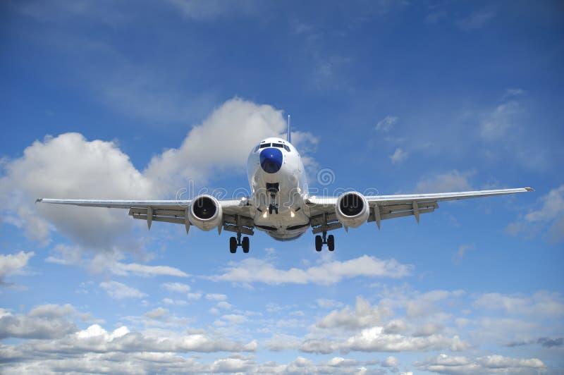 Transports aériens photographie stock libre de droits