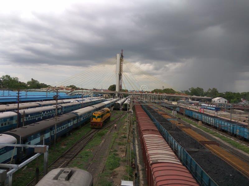 Transportu pociąg obrazy stock