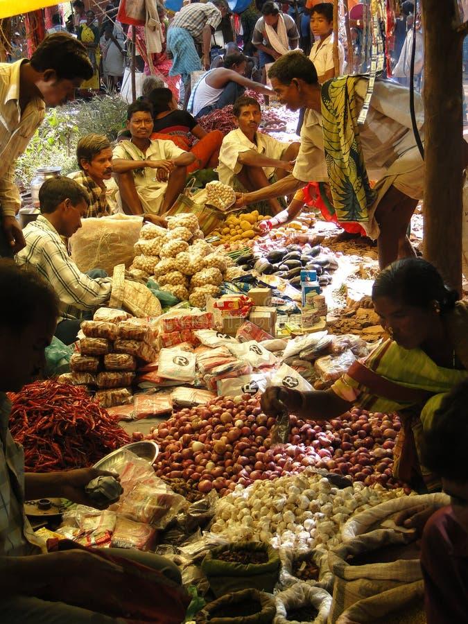 tranzakcja plemienni warzyw wieśniacy obrazy stock