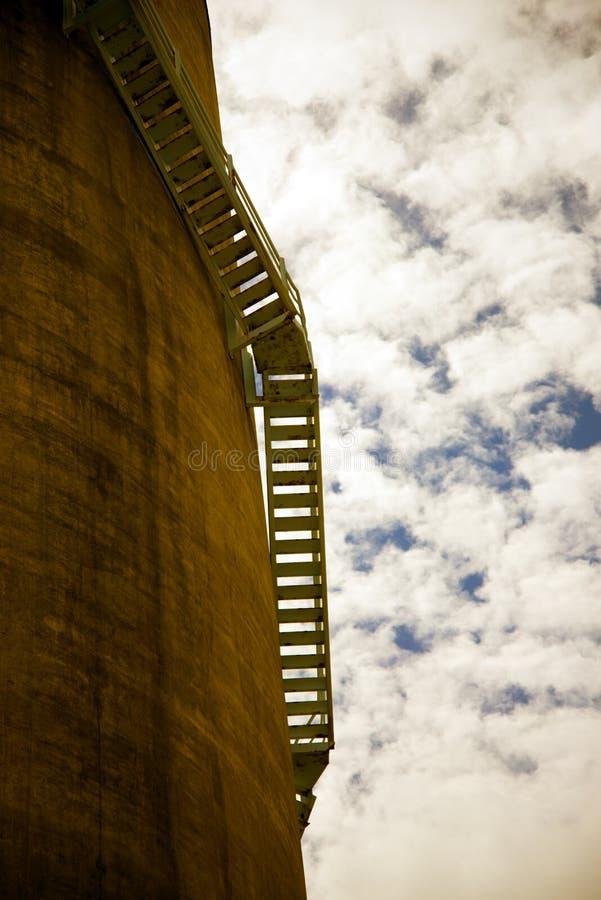 Download Trap aan hemel stock foto. Afbeelding bestaande uit auckland - 54083450