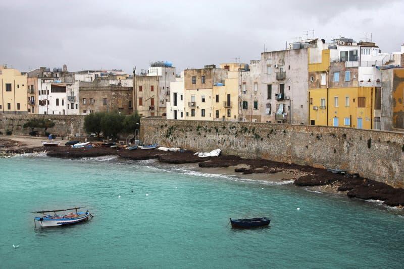 Trapani, Sicily stock images