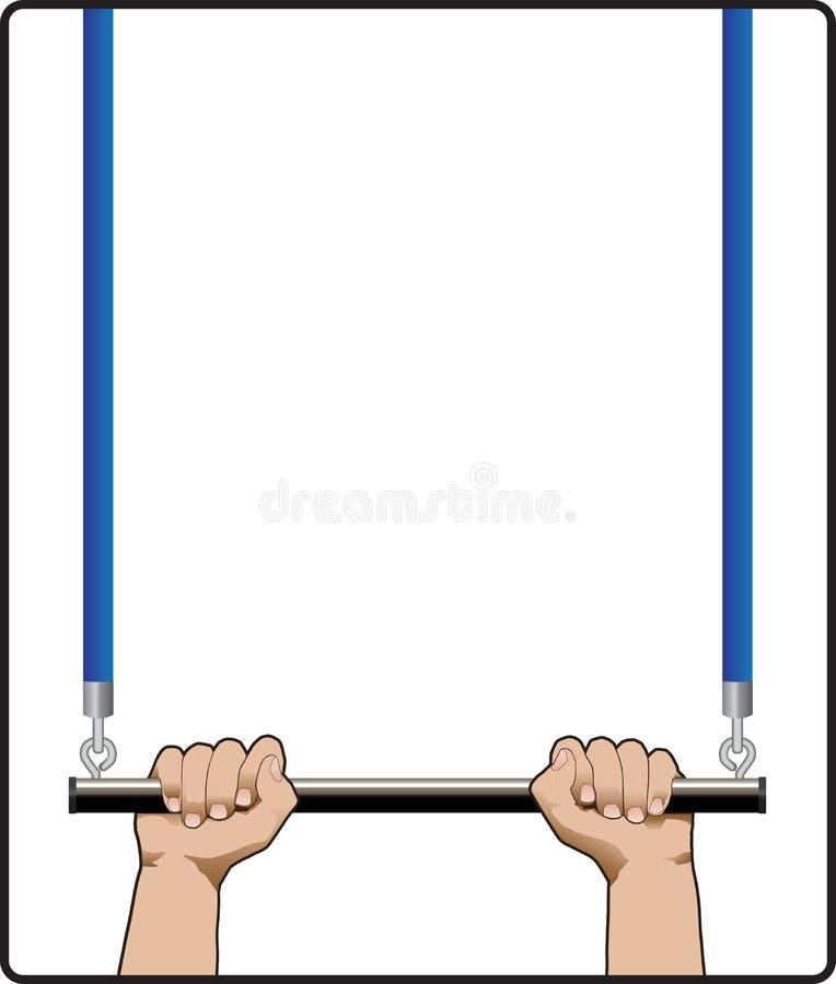 Trapecio stock de ilustración