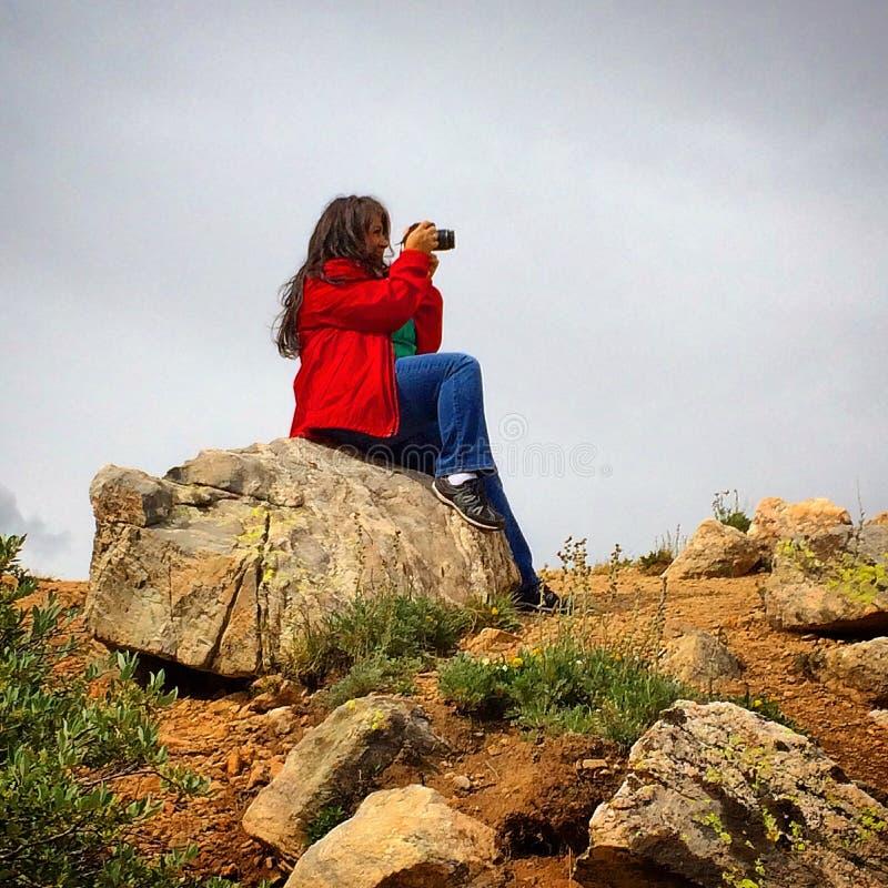 Trapezfehler-Colorado lizenzfreies stockbild