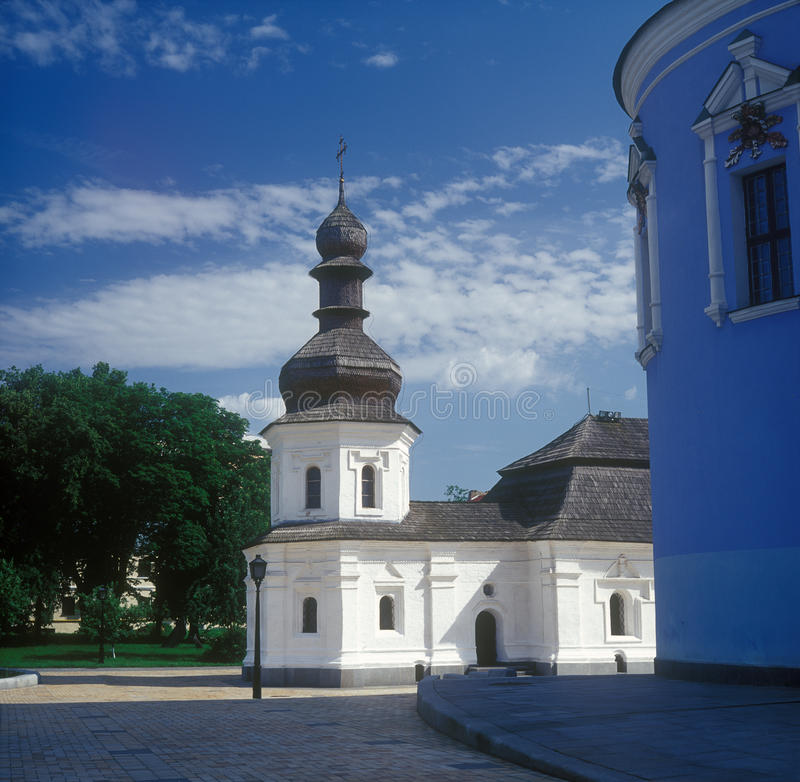 Trapezna church.
